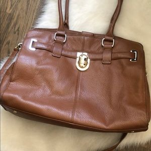 Brown Calvin Klein Bag